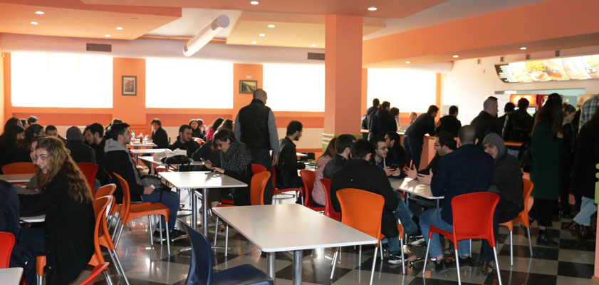 Catering Facility Opened at 10th Maglivi Building of TSU